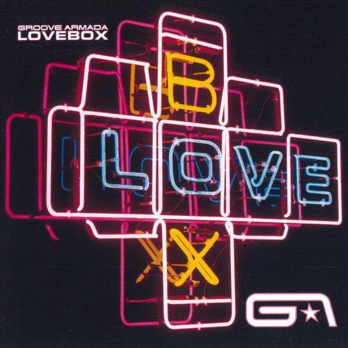Groove Armada《Lovebox》[DSD/SACD/DSD64]