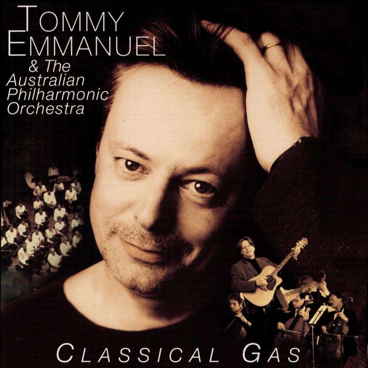 Tommy Emmanuel《Classical Gas》[CD级无损/44.1kHz/16bit]