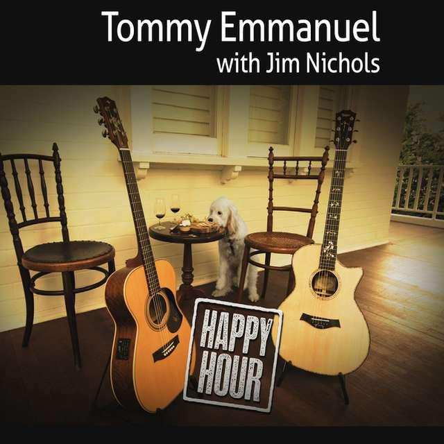 Tommy Emmanuel《Happy Hour》[CD级无损/44.1kHz/16bit]
