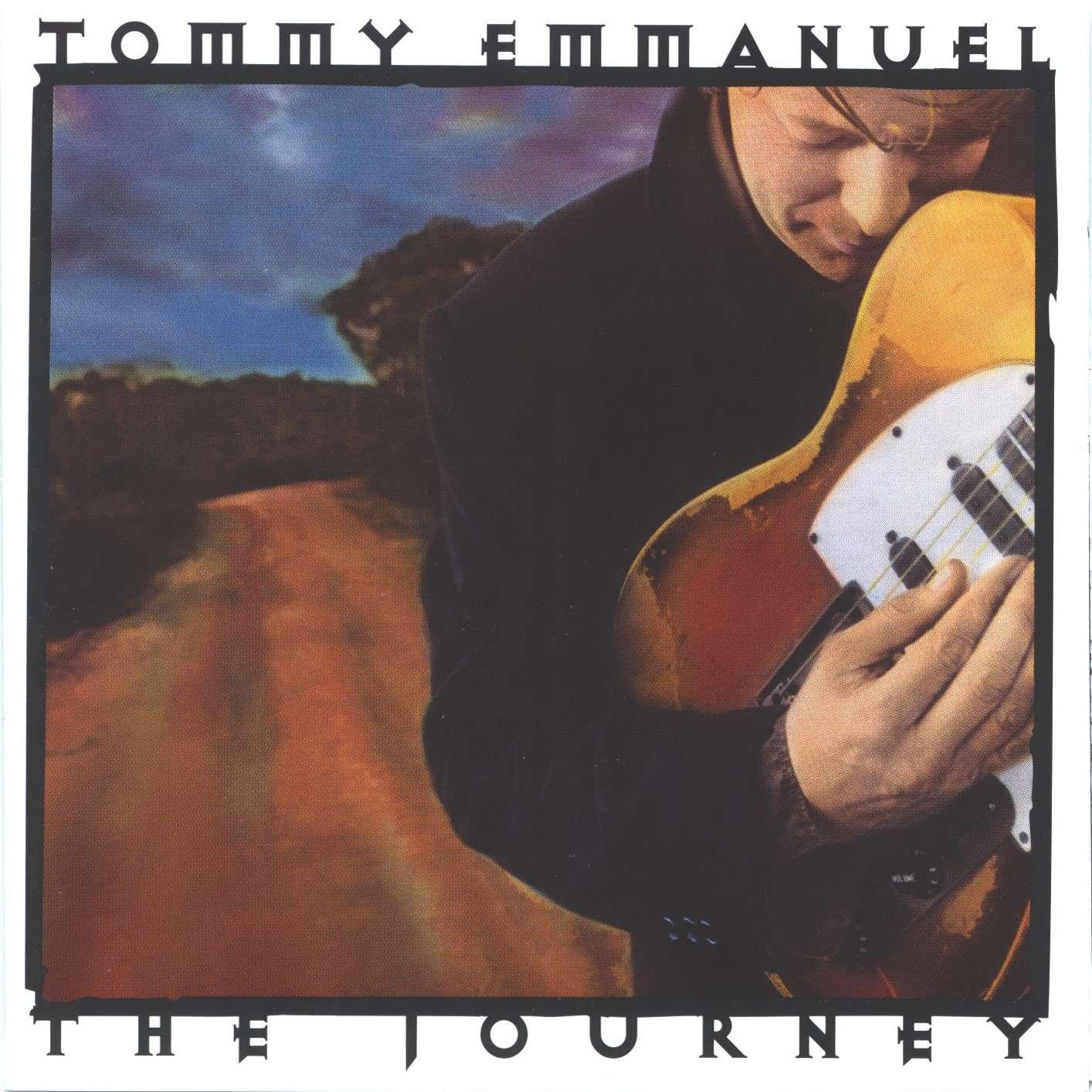 Tommy Emmanuel《The Journey》[CD级无损/44.1kHz/16bit]