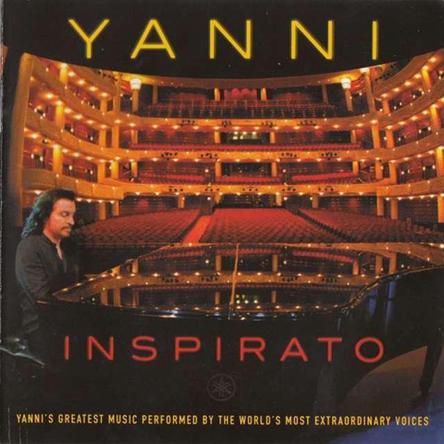 Yanni《Inspirato》[CD级无损/44.1kHz/16bit]