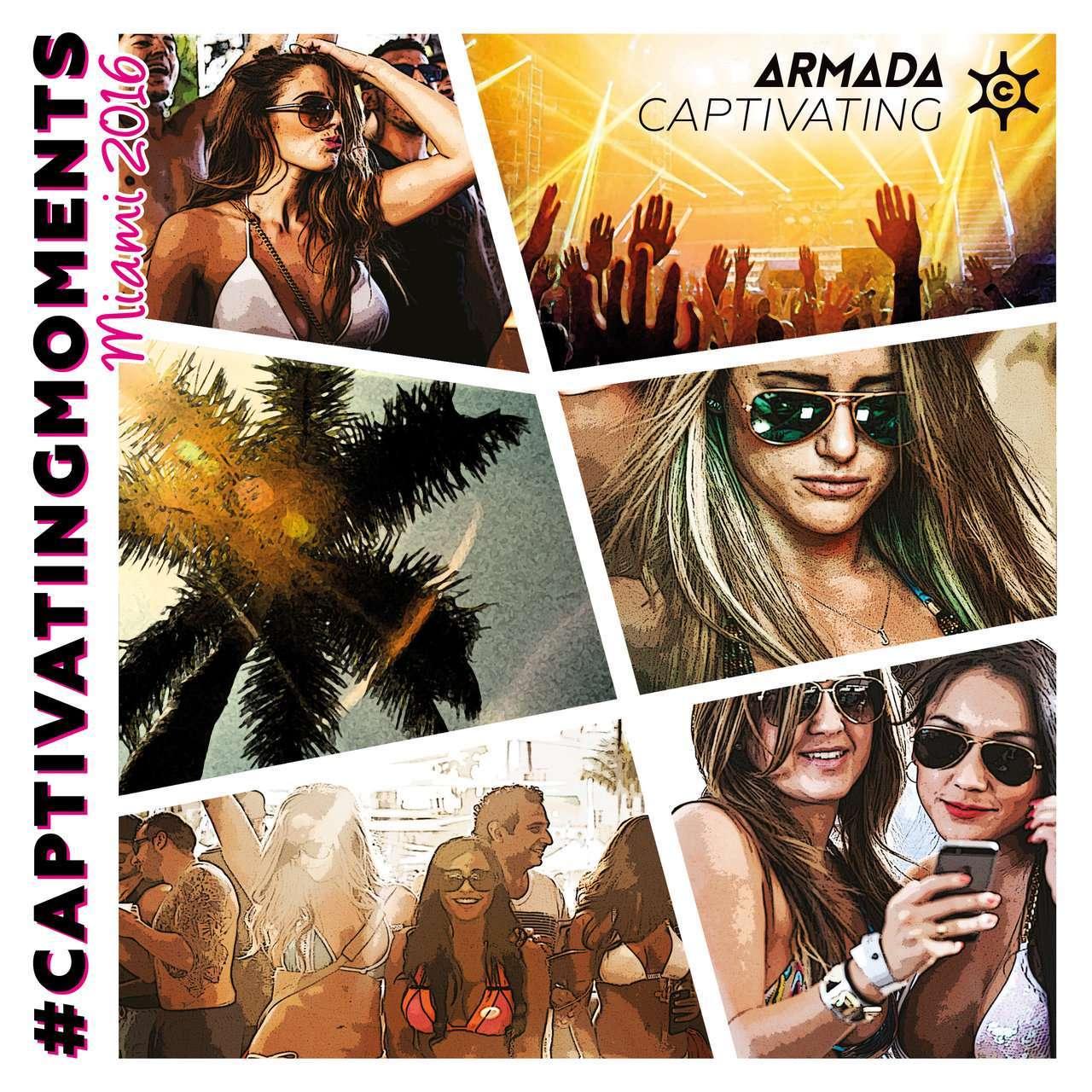 Armada《Armada Captivating in Miami 2016》[CD级无损/44.1kHz/16bit]