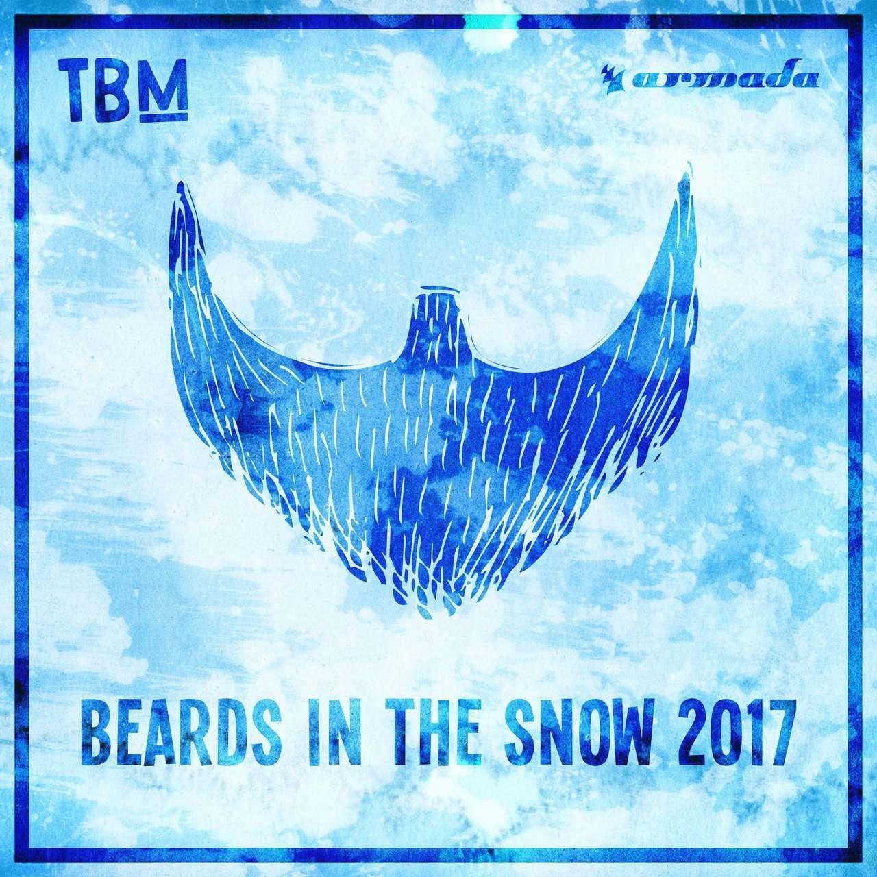 Armada《The Bearded Man – Beards In The Snow 2017》[CD级无损/44.1kHz/16bit]