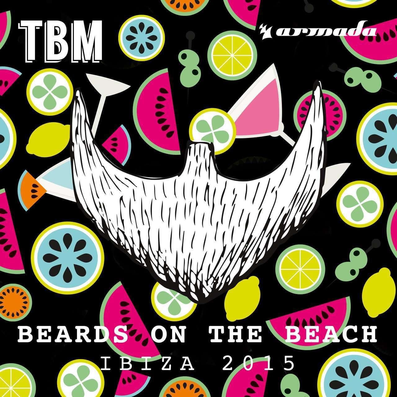 Armada《The Bearded Man – Beards On The Beach (Ibiza 2015)》[CD级无损/44.1kHz/16bit]