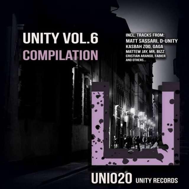 Unity Records《Unity, Vol. 6 Compilation》[CD级无损/44.1kHz/16bit]