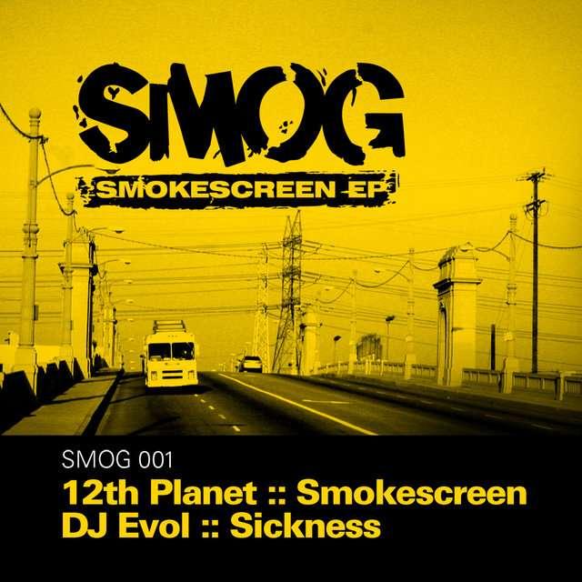 12th Planet《Smokescreen EP》[CD级无损/44.1kHz/16bit]