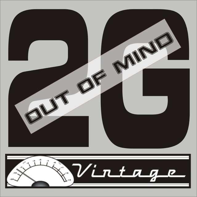 2G《Out Of Mind》[CD级无损/44.1kHz/16bit]