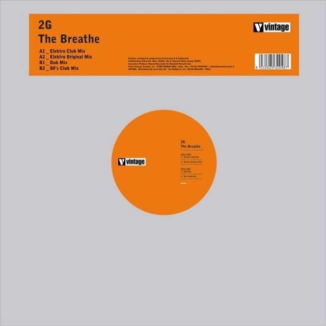 2G《The Breathe》[CD级无损/44.1kHz/16bit]