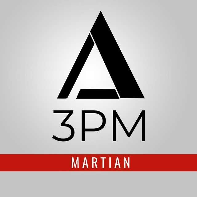 3pm《Martian》[CD级无损/44.1kHz/16bit]