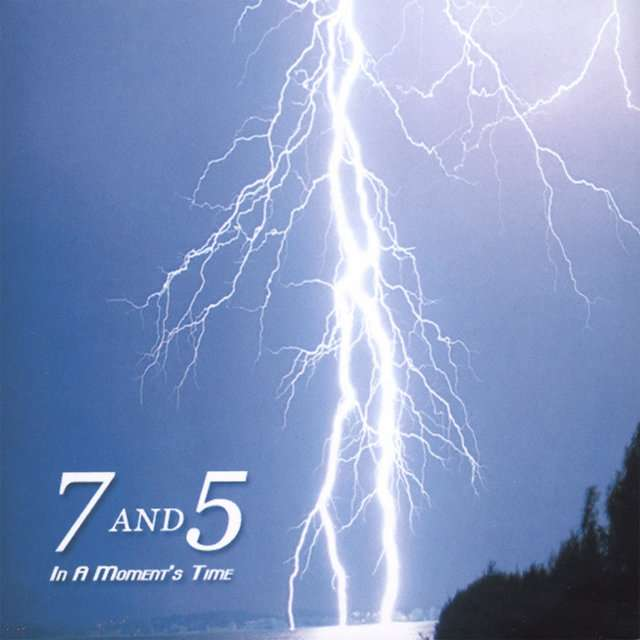 7AND5《In A Moment's Time》[CD级无损/44.1kHz/16bit]