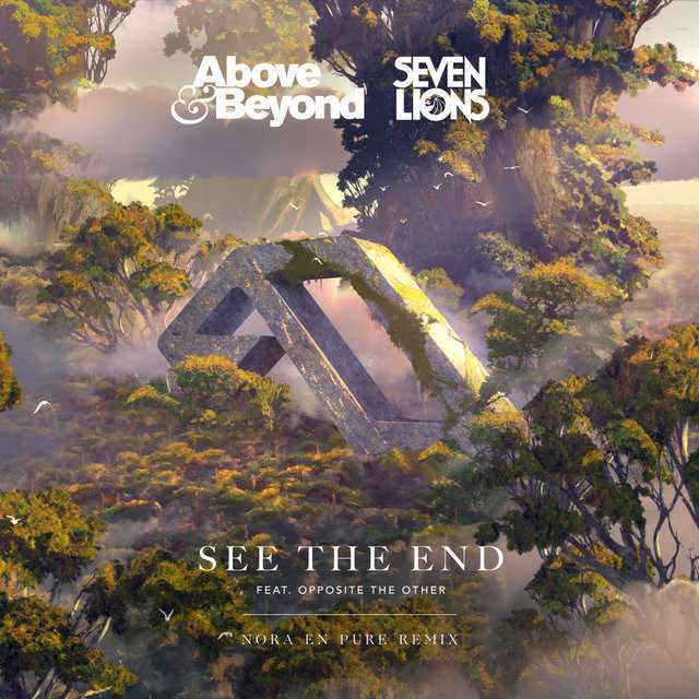Above & Beyond《See The End (Nora En Pure Remix)》[CD级无损/44.1kHz/16bit]