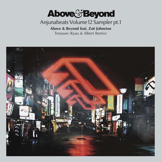 Above & Beyond《Treasure (Kyau & Albert Remix)》[CD级无损/44.1kHz/16bit]