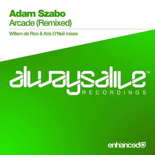 Adam Szabo《Arcade (Remixed)》[CD级无损/44.1kHz/16bit]