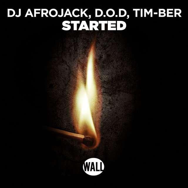 Afrojack《Started》[CD级无损/44.1kHz/16bit]