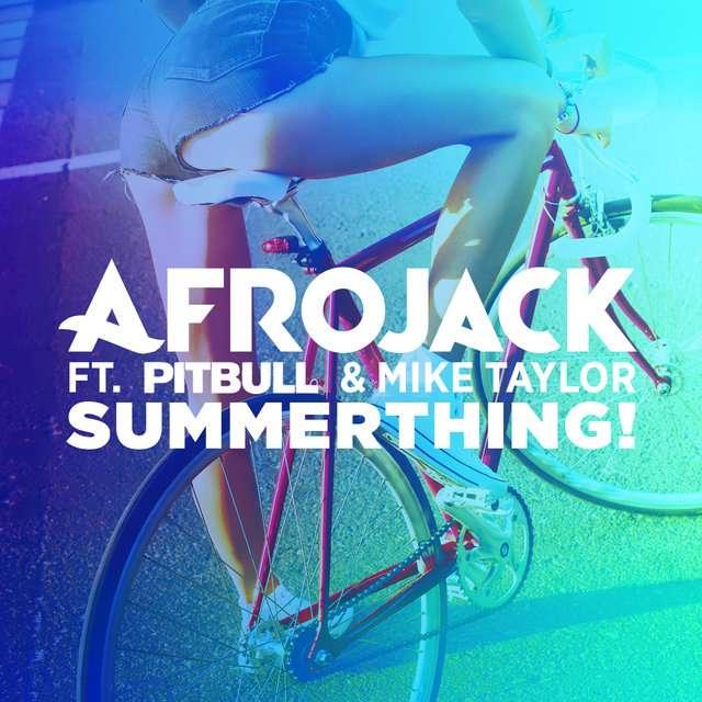 Afrojack《SummerThing!》[CD级无损/44.1kHz/16bit]