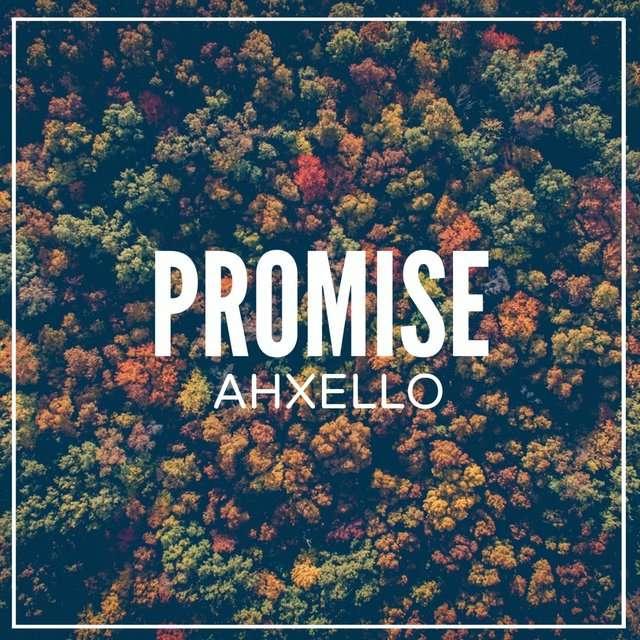 Ahxello《Promise》[CD级无损/44.1kHz/16bit]