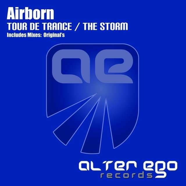 Airborn《tour De Trance The Storm》[cd级无损/44.1khz/16bit]