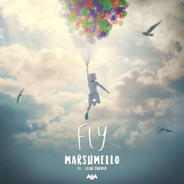 Marshmello《Fly》[CD级无损/44.1kHz/16bit]
