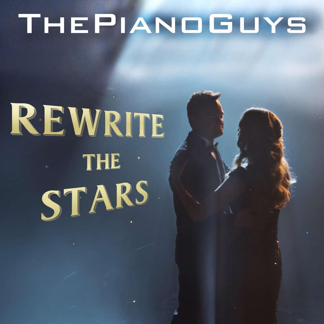 The Piano Guys《Rewrite the Stars》[CD级无损/44.1kHz/16bit]