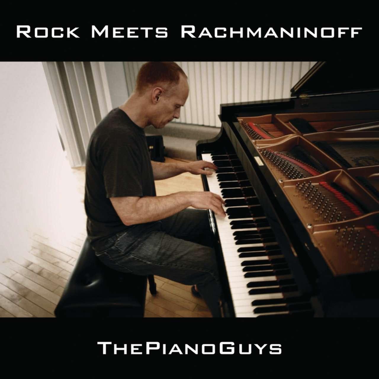The Piano Guys《Rock Meets Rachmaninoff (After S. Rachmaninoff's Prelude in C-Sharp Minor, Op. 3)》[CD级无损/44.1kHz/16bit]