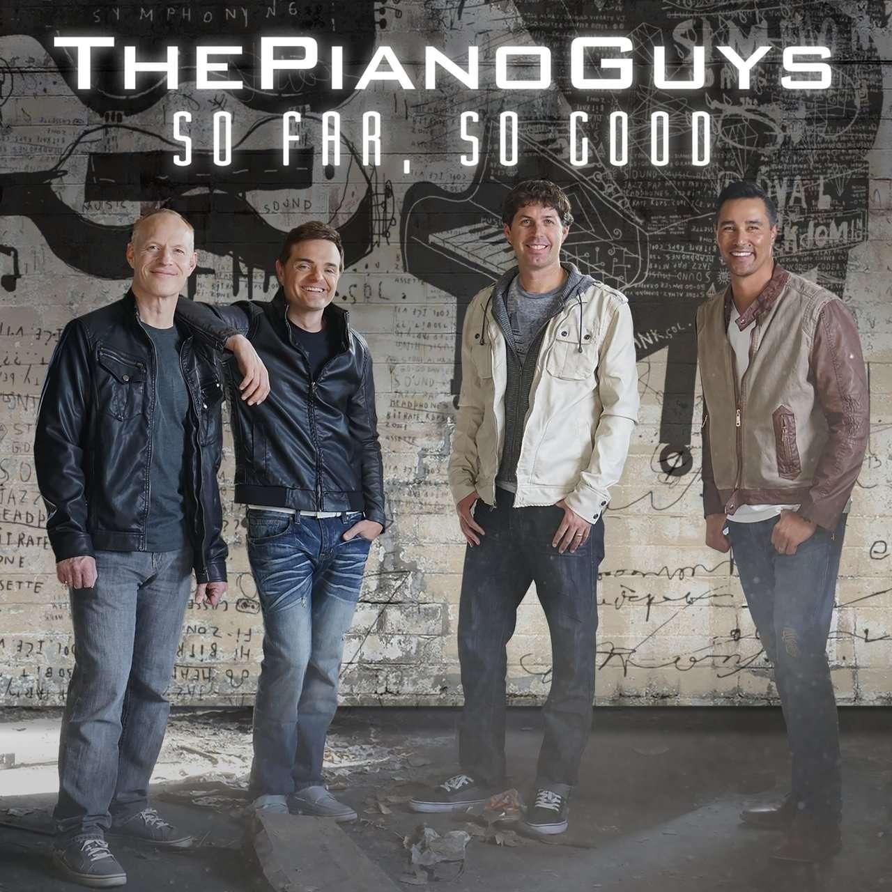 The Piano Guys《So Far, So Good》[CD级无损/44.1kHz/16bit]