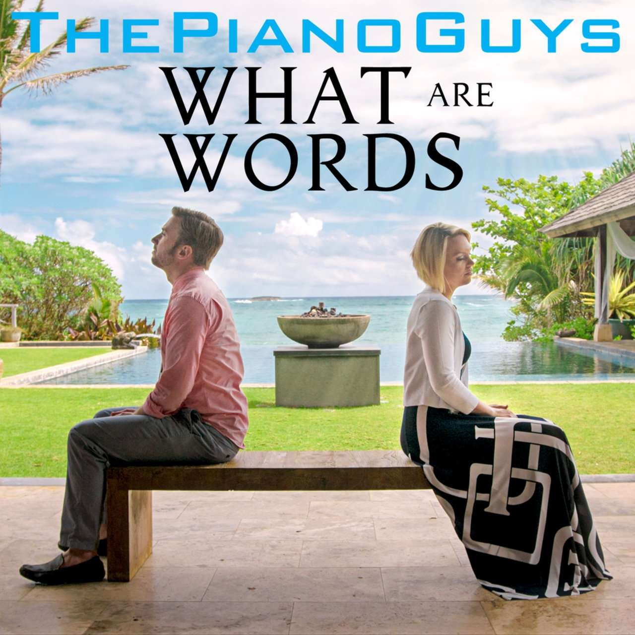 The Piano Guys《What Are Words》[CD级无损/44.1kHz/16bit]