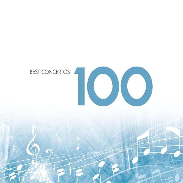 V.A《100 Best Concertos》[CD级无损/44.1kHz/16bit]