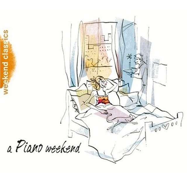 V.A《A Piano Weekend》[CD级无损/44.1kHz/16bit]
