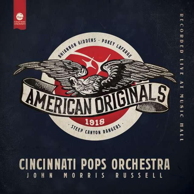 V.A《American Originals  1918 (Live)》[CD级无损/44.1kHz/16bit]