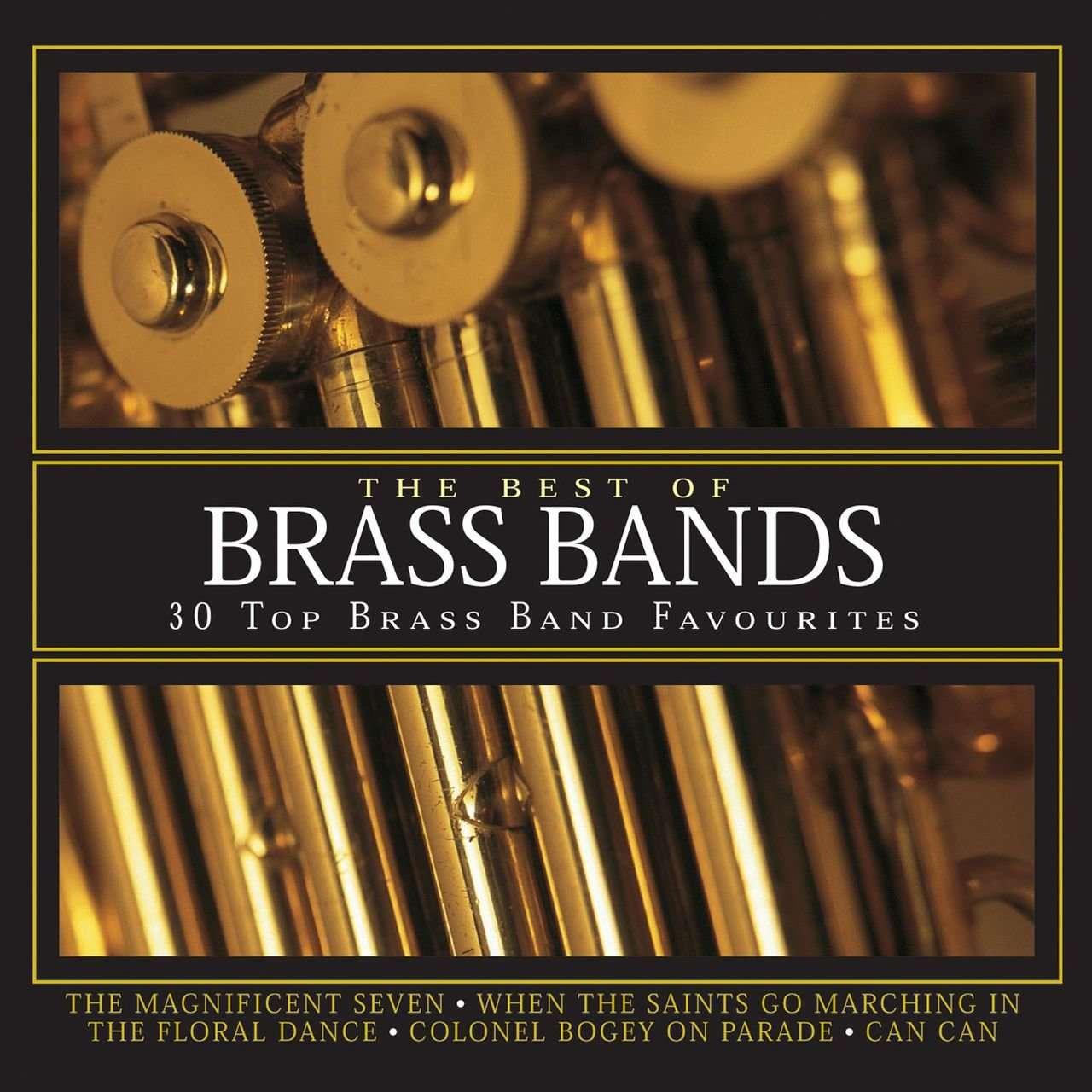 V.A《Best Of Brass Bands》[CD级无损/44.1kHz/16bit]