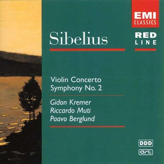 V.A《Sibelius  Violin Concerto & Symphony No.2》[CD级无损/44.1kHz/16bit]