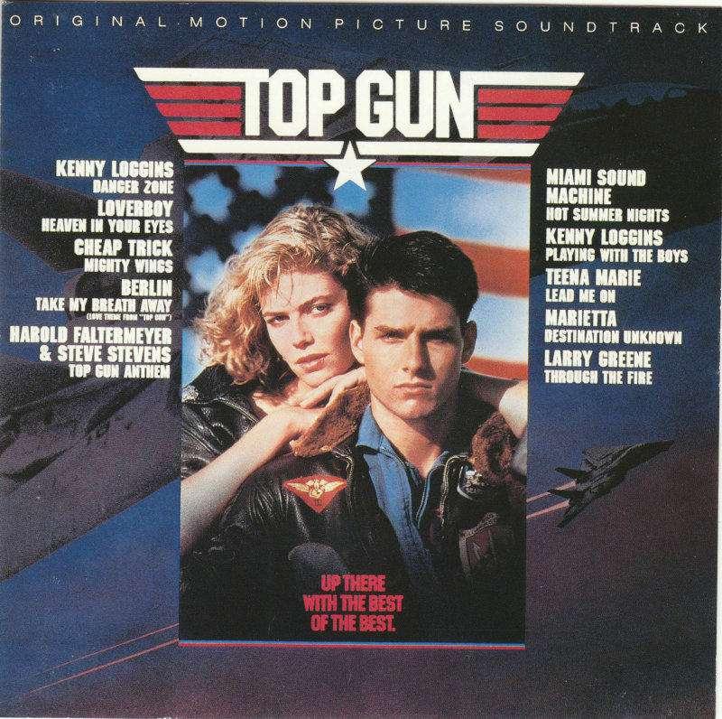 Whitney Houston《Top Gun Original Motion Picture Soundtrack》[CD级无损/44.1kHz/16bit]