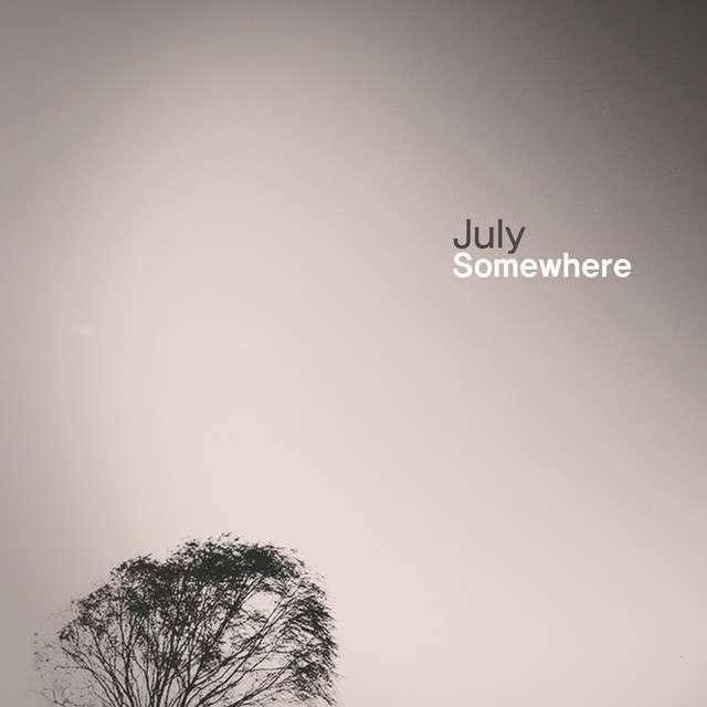July《Somewhere》[CD级无损/44.1kHz/16bit]