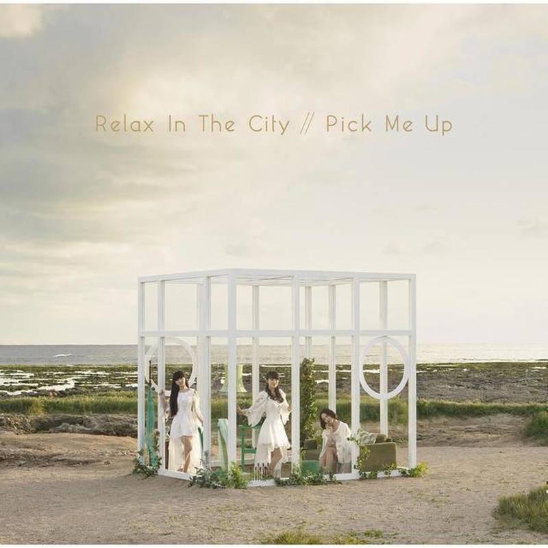 Perfume《Relax in the City/Pick Me Up》[CD级无损/44.1kHz/16bit]