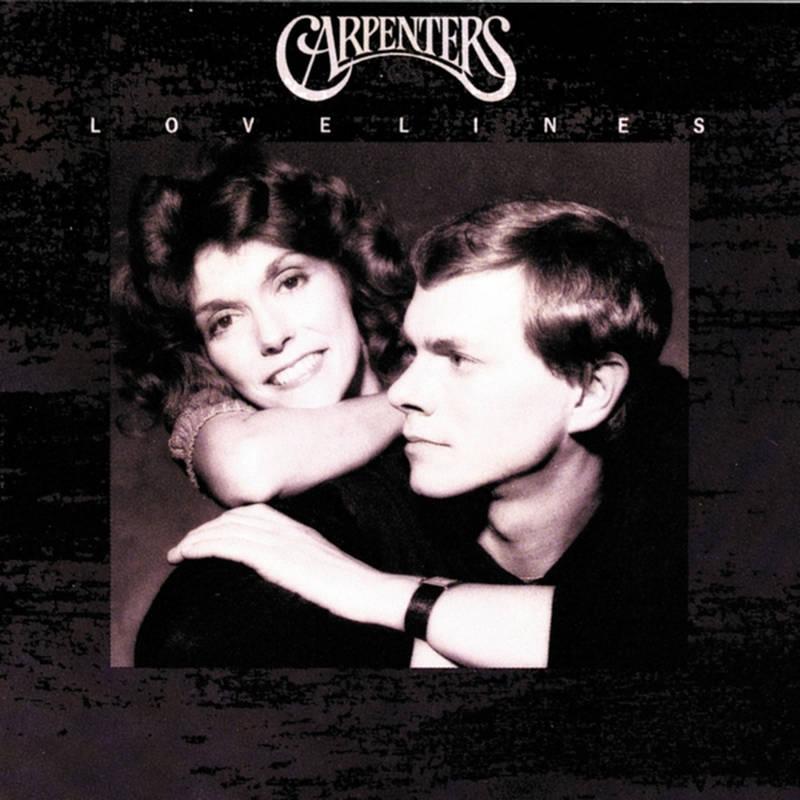 The Carpenters《Lovelines》[CD级无损/44.1kHz/16bit]