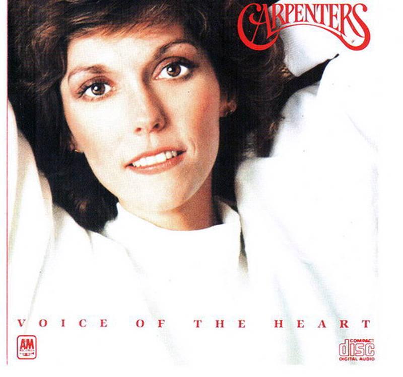 The Carpenters《Voice Of The Heart》[CD级无损/44.1kHz/16bit]