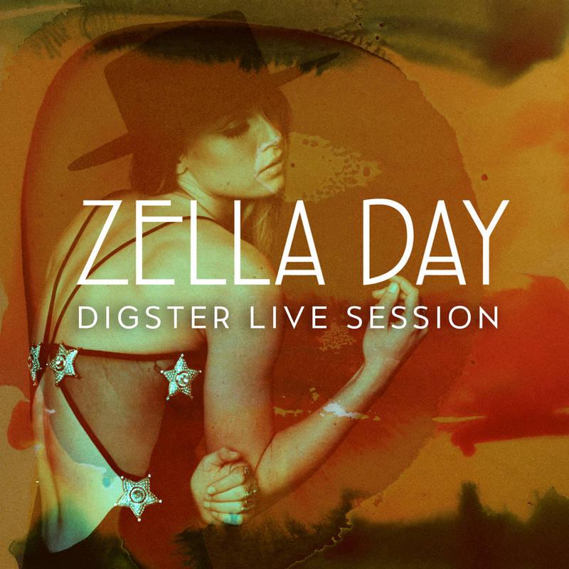 Zella Day《Digster Live Session》[CD级无损/44.1kHz/16bit]