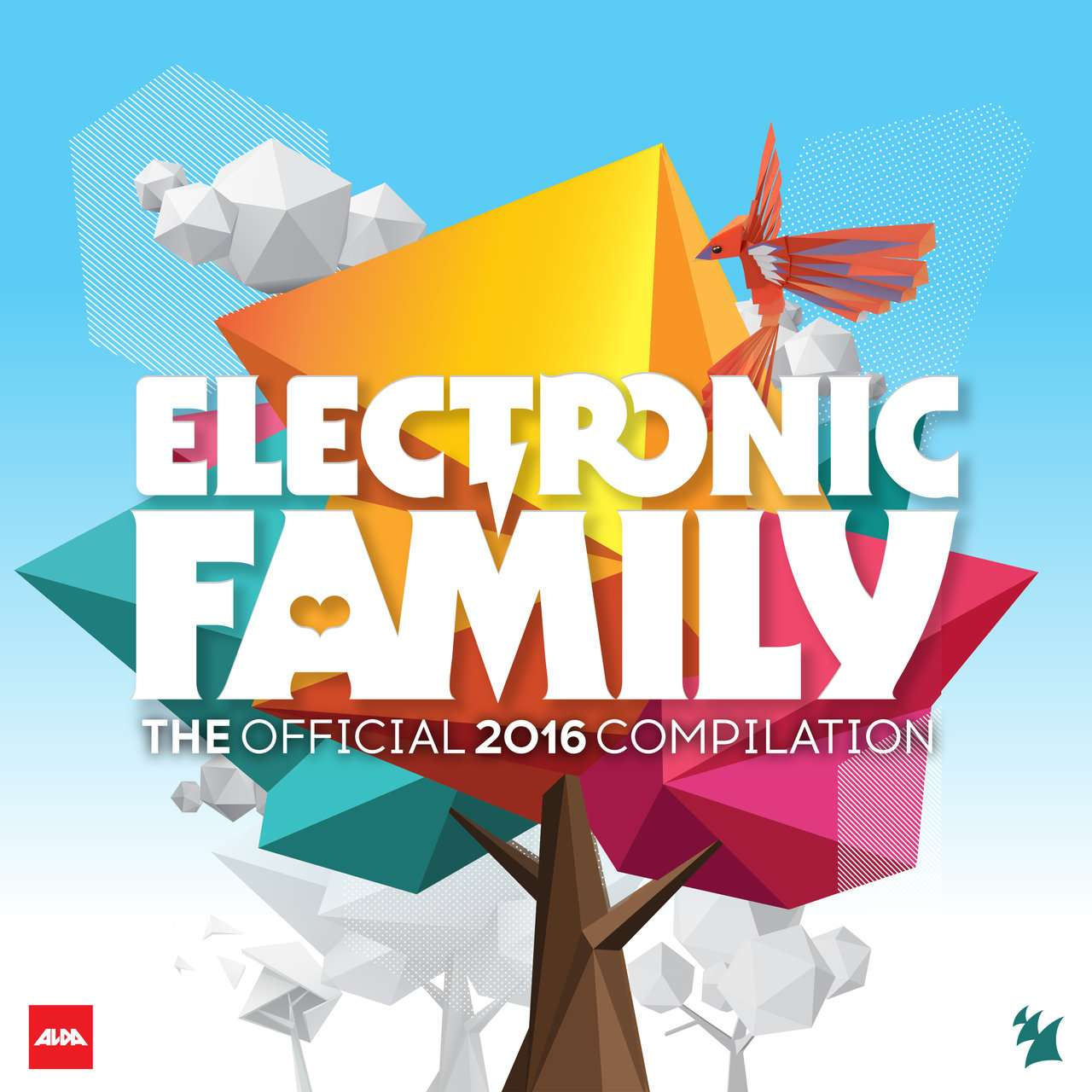 Armada《Electronic Family – The Official 2016 Compilation》[CD级无损/44.1kHz/16bit]