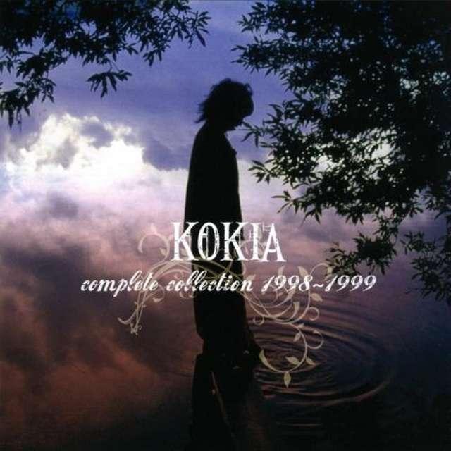 Kokia《kokia Complete Collection 1998 1999》[cd级无损/44.1khz/16bit]