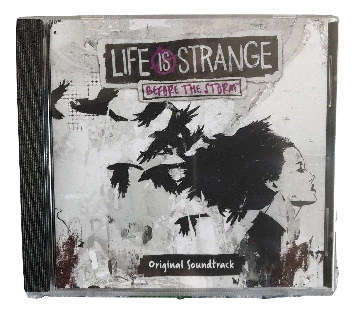 奇异人生br《life is strange:before the storm original soundtrack》brcd级无损44.1khz16bit