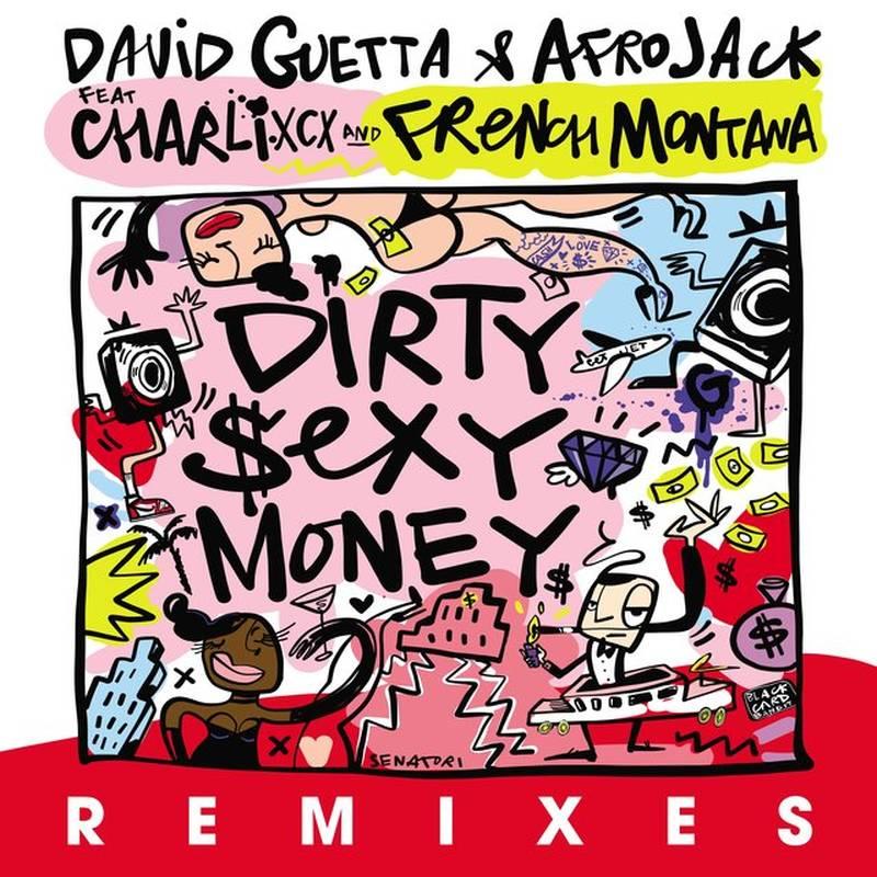 david guettabr《dirty sexy money feat. charli xcx french montana remixes》brhi res级无损96khz24bit
