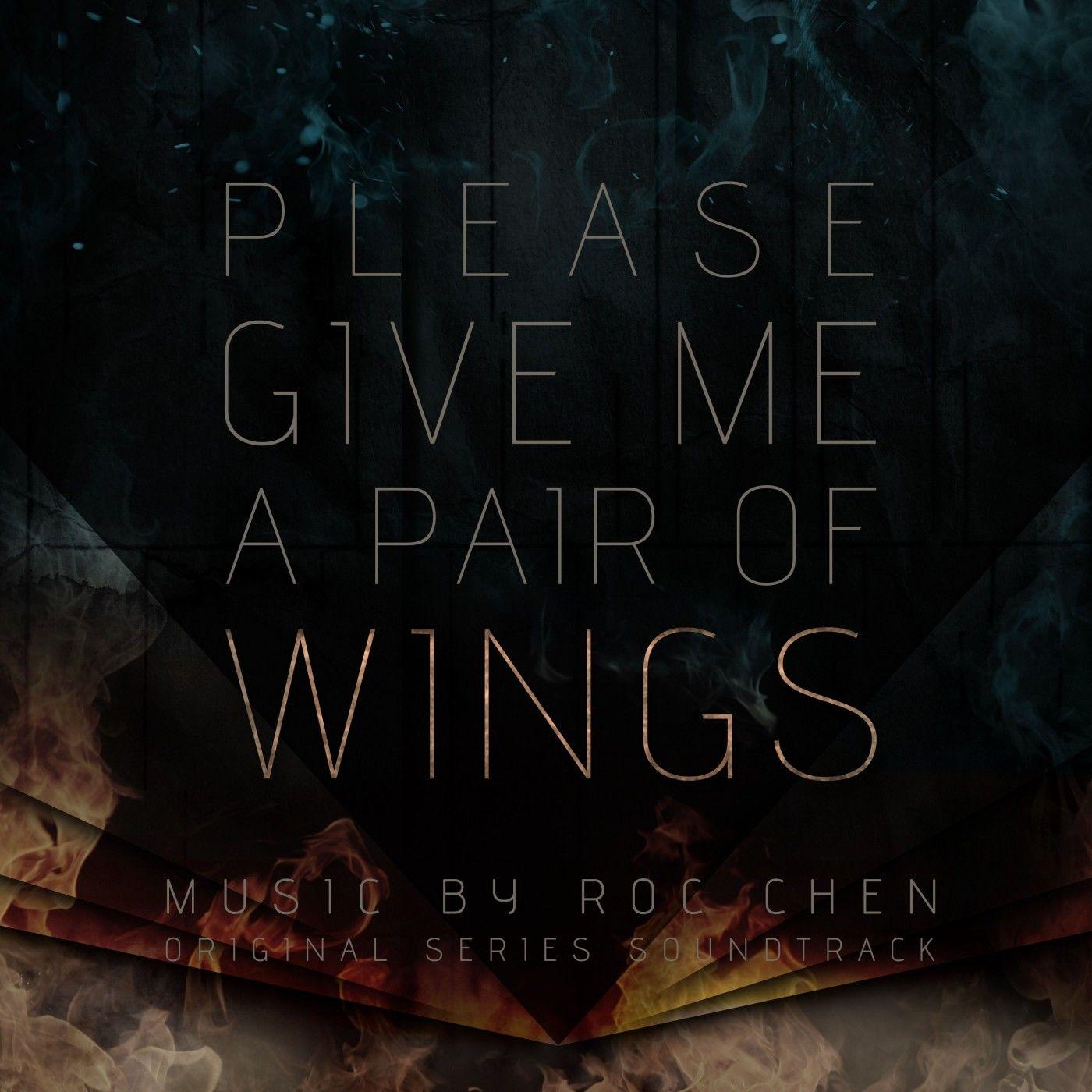 请赐我一双翅膀br《请赐我一双翅膀 电视剧原声大碟》brhi res级无损48khz24bit