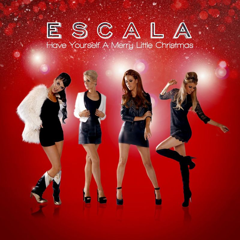 escalabr《have yourself a merry little christmas》brcd级无损44.1khz16bit
