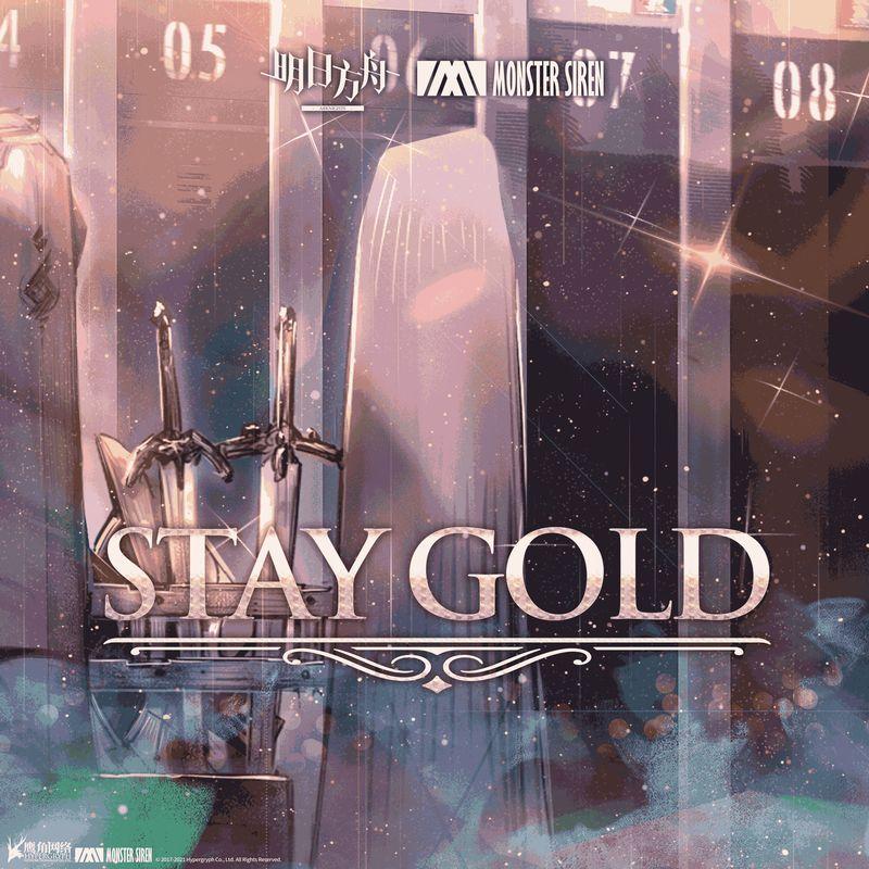 塞壬唱片 msr adam gubman《stay gold》cd级无损44.1khz16bit 1